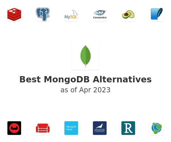 Best MongoDB Alternatives
