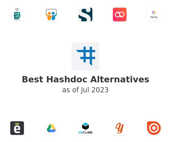 Best Hashdoc Alternatives