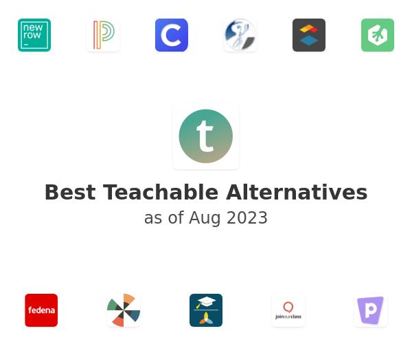 Best Teachable Alternatives