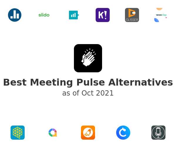 Best Meeting Pulse Alternatives