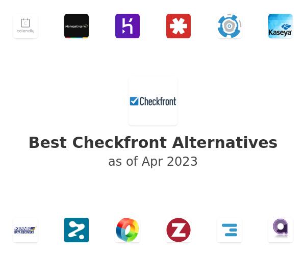 Best Checkfront Alternatives