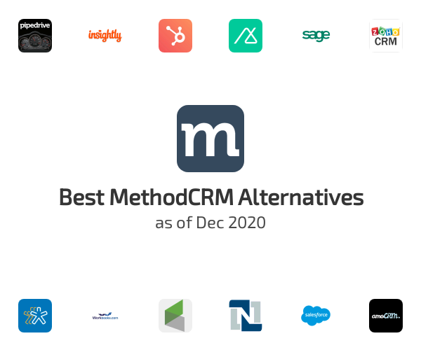 Best MethodCRM Alternatives