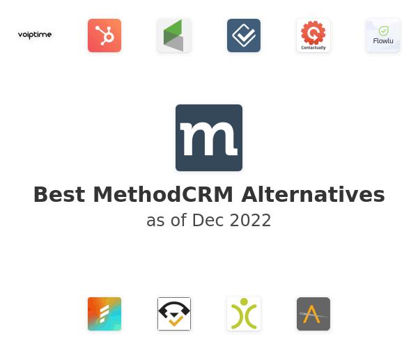 Best MethodCRM Alternatives