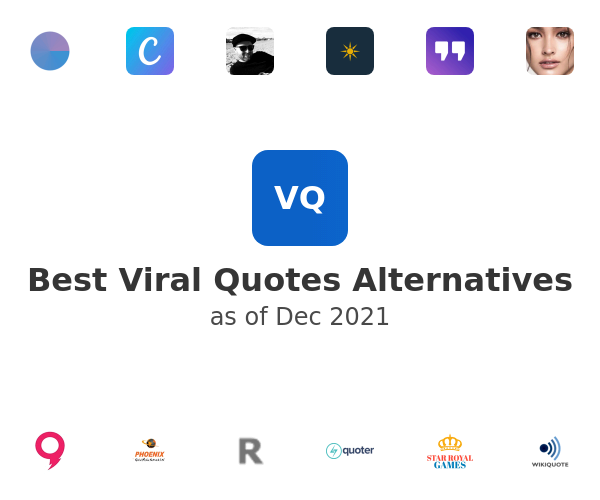 Best Viral Quotes Alternatives