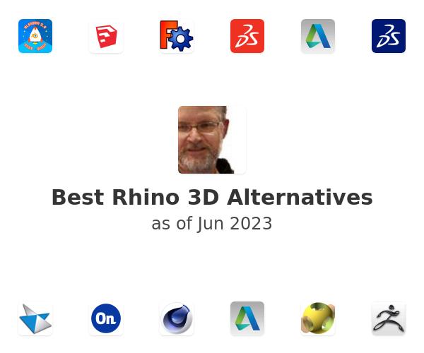 Best Rhino 3D Alternatives