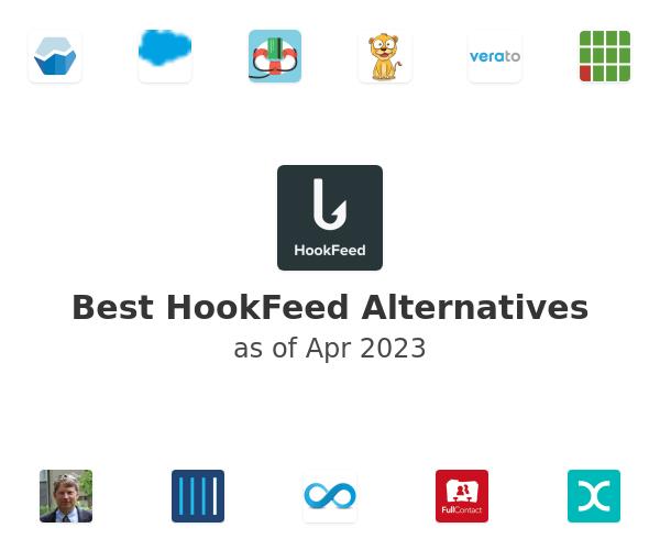 Best HookFeed Alternatives