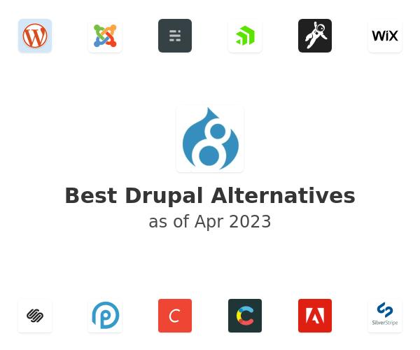 Best Drupal Alternatives