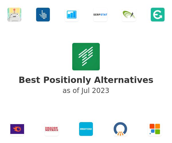 Best Positionly Alternatives