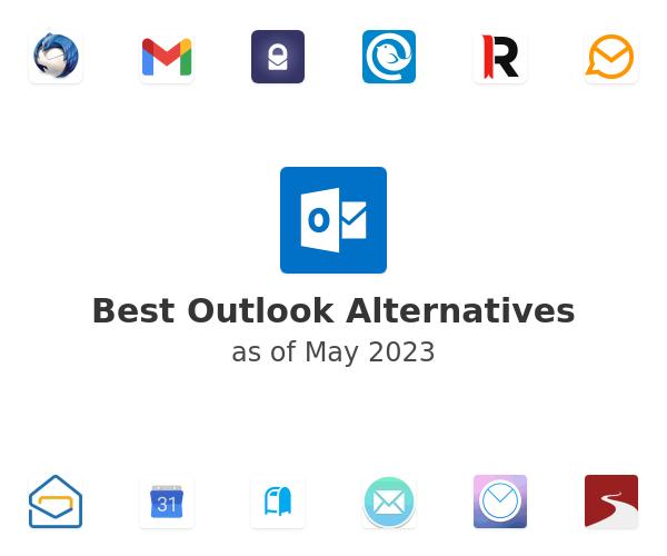 Best Outlook Alternatives