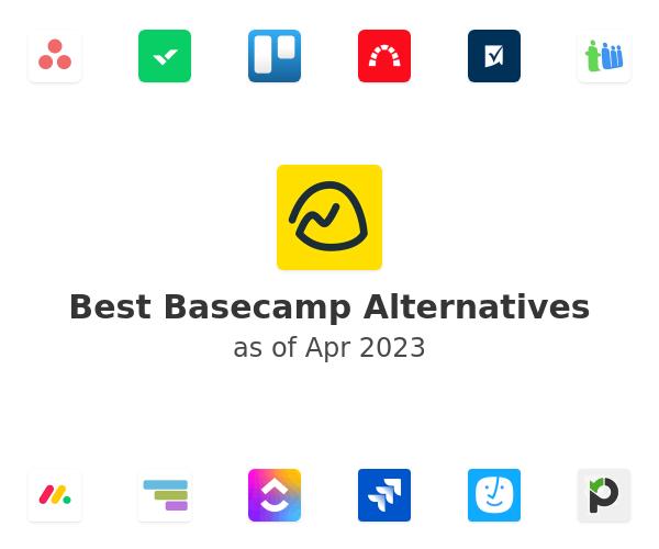 Best Basecamp Alternatives