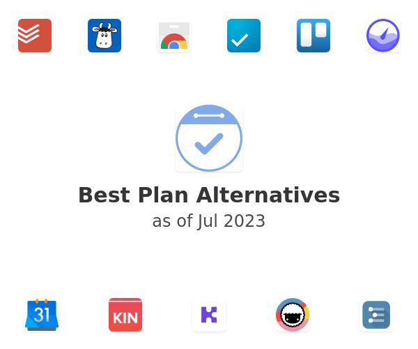 Best Plan Alternatives