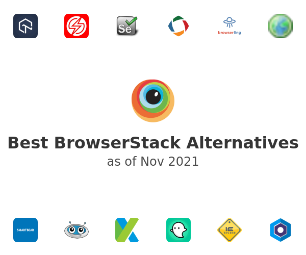 Best BrowserStack Alternatives