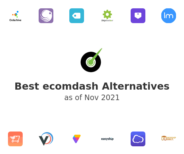 Best ecomdash Alternatives