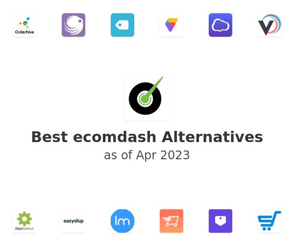Best ecomdash Alternatives