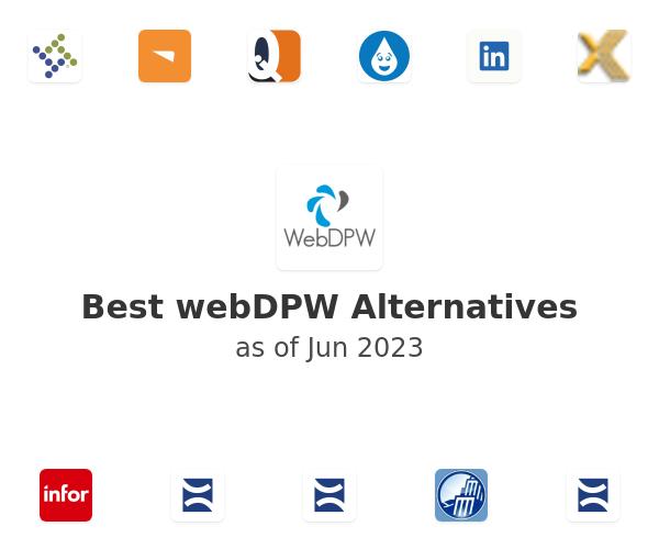 Best webDPW Alternatives