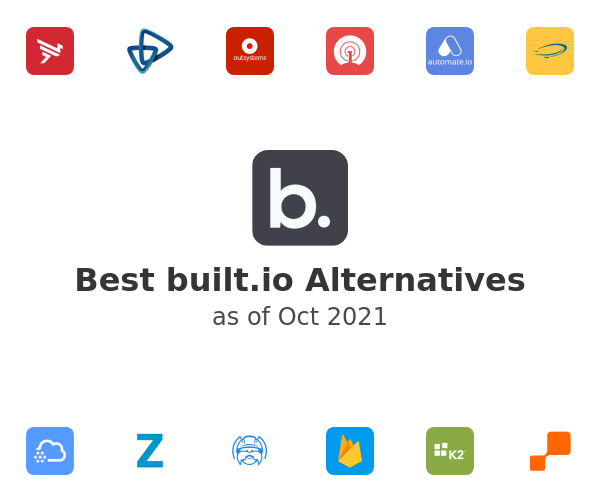 Best built.io Alternatives