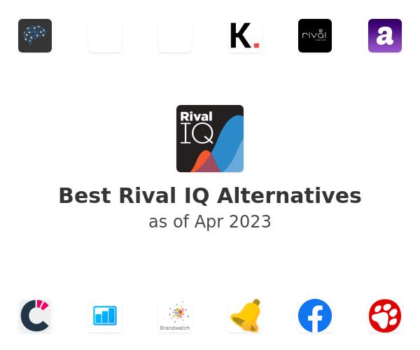 Best Rival IQ Alternatives