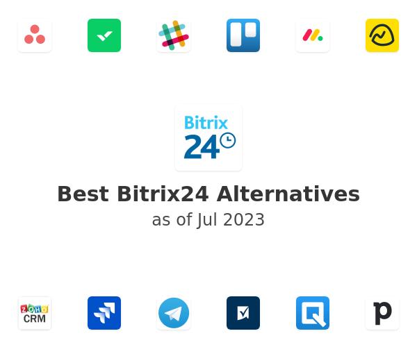 Best Bitrix24 Alternatives