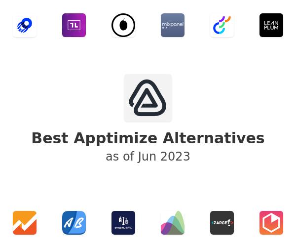 Best Apptimize Alternatives
