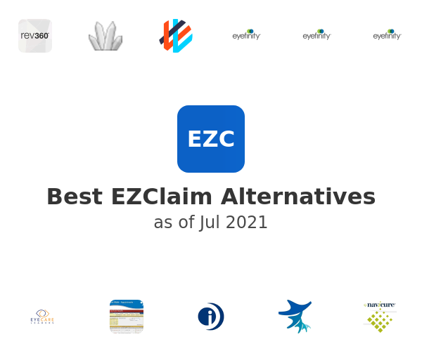 Best EZClaim Alternatives