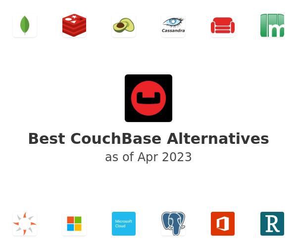 Best CouchBase Alternatives