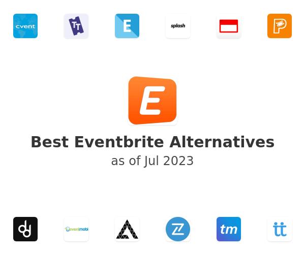 Best Eventbrite Alternatives