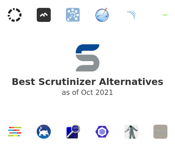Best Scrutinizer Alternatives
