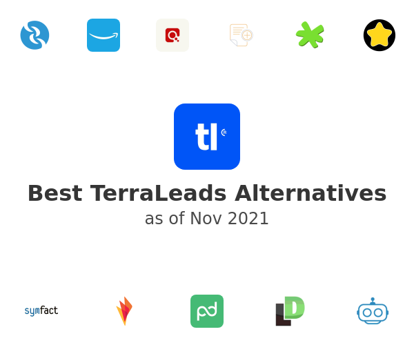 Best TerraLeads Alternatives
