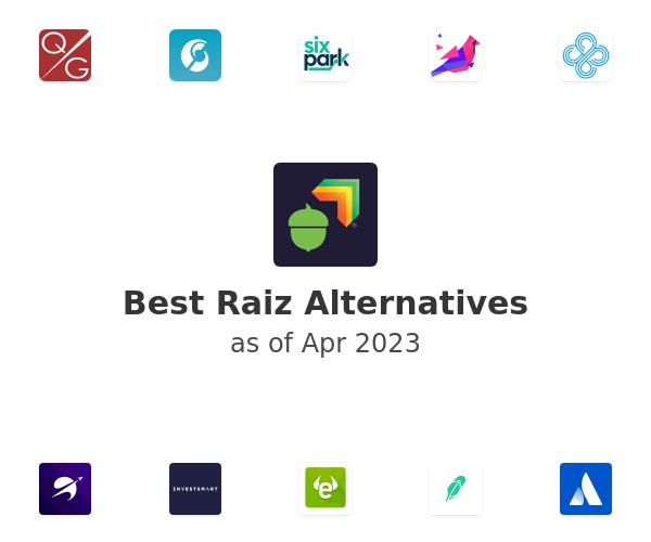 Best Raiz Alternatives