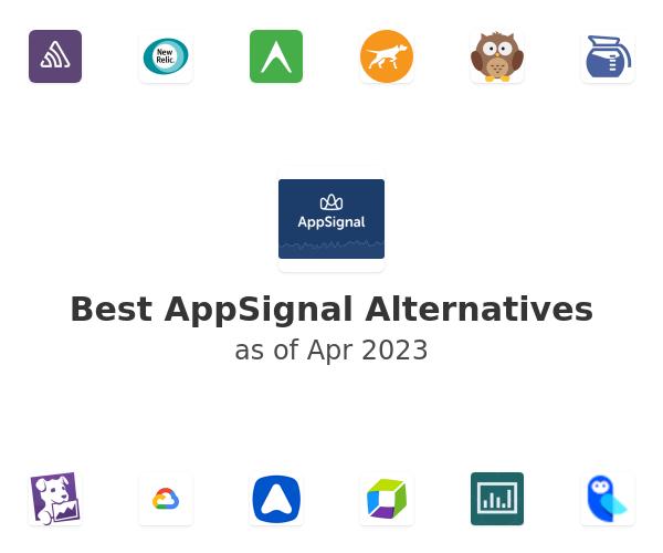 Best AppSignal Alternatives