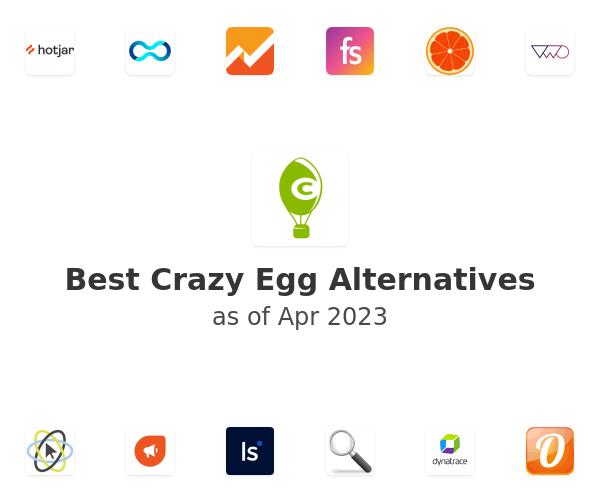 Best Crazy Egg Alternatives