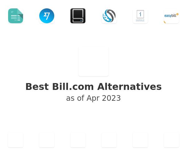 Best Bill.com Alternatives