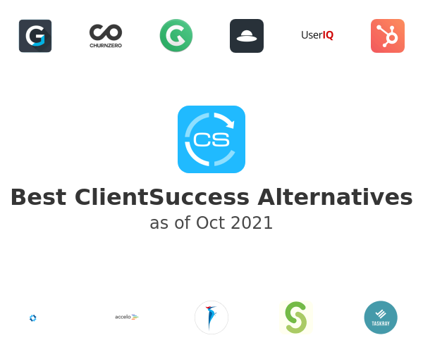Best ClientSuccess Alternatives