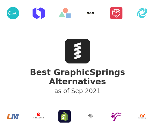 Best GraphicSprings Alternatives