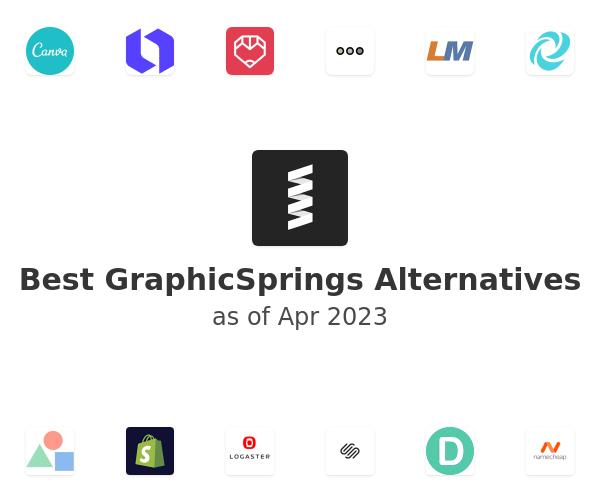 Best GraphicSprings Alternatives