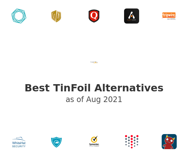 Best TinFoil Alternatives