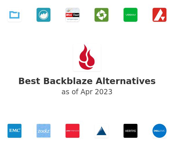 Best Backblaze Alternatives