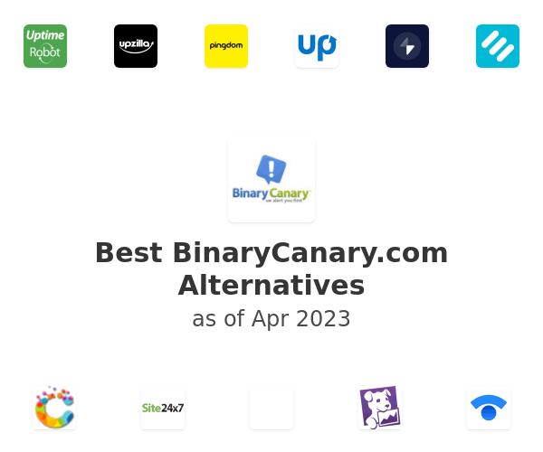 Best BinaryCanary.com Alternatives