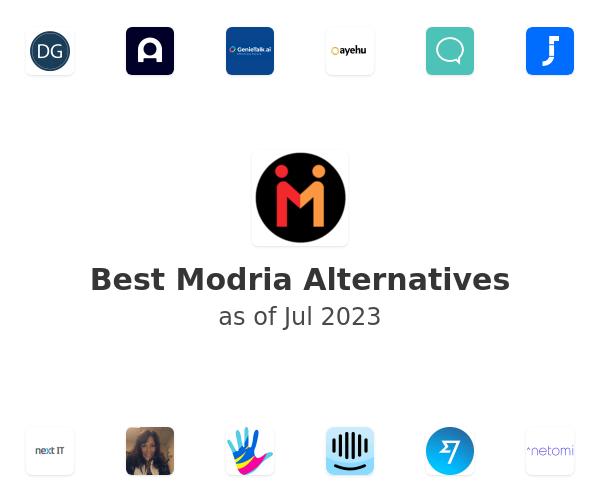 Best Modria Alternatives