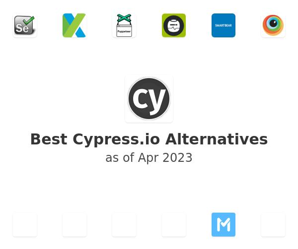 Best Cypress.io Alternatives