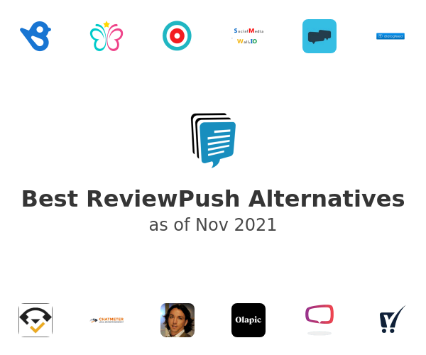 Best ReviewPush Alternatives