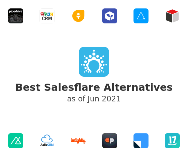 Best Salesflare Alternatives