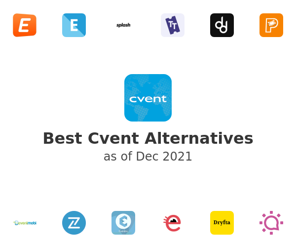 Best Cvent Alternatives
