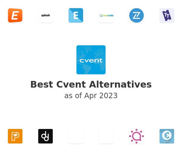 Best Cvent Alternatives