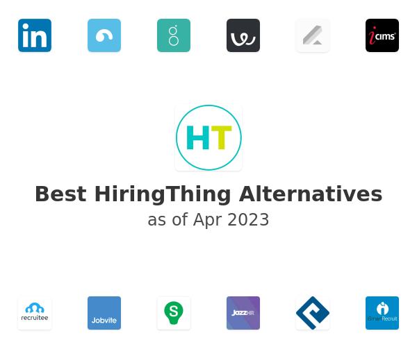 Best HiringThing Alternatives