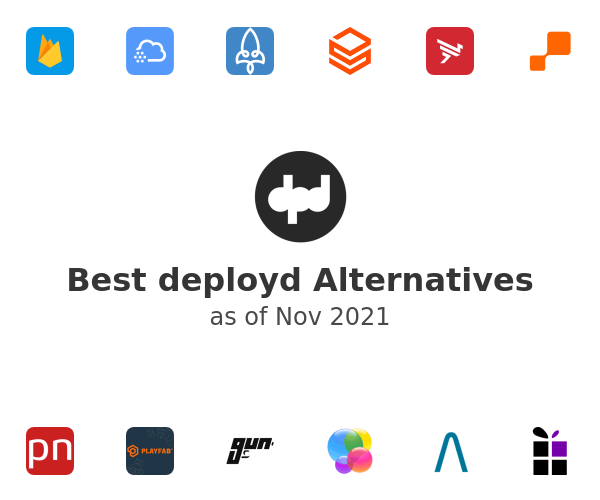 Best deployd Alternatives
