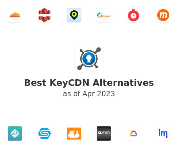 Best KeyCDN Alternatives