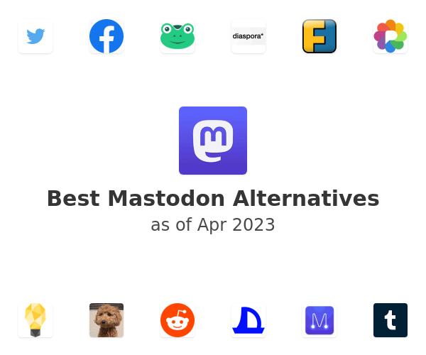 Best Mastodon Alternatives
