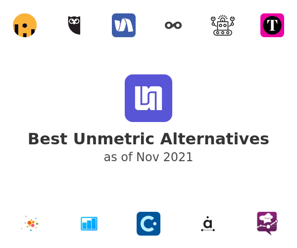Best Unmetric Alternatives