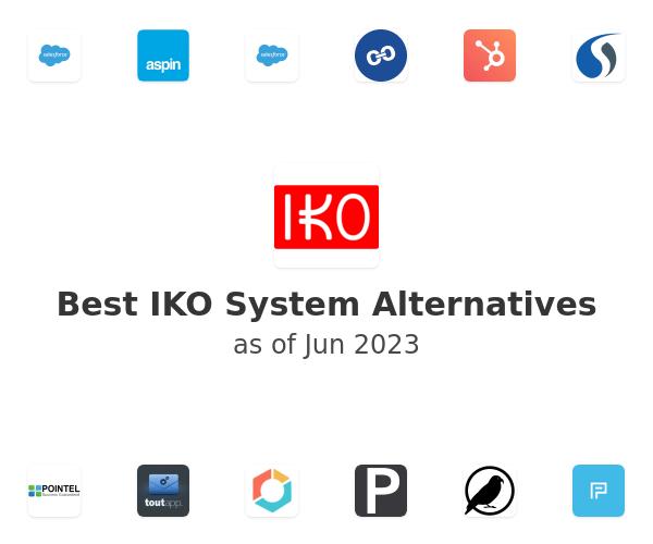 Best IKO System Alternatives